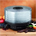 Aroma AFD-615 5-Tier Food Dehydrator Review - Beef Jerky and Banana Chips