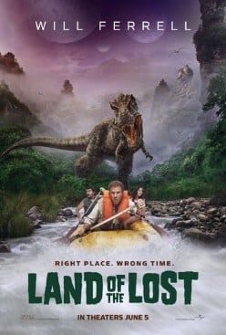 Land Of The Lost (2009) - Movie Review