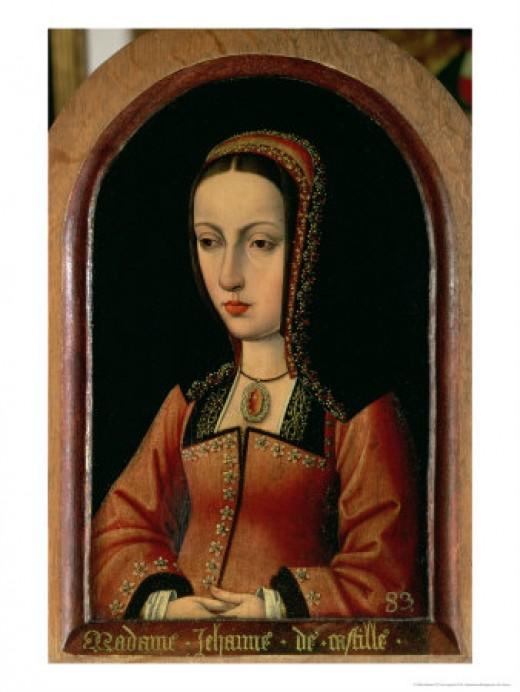 Juana of Castille