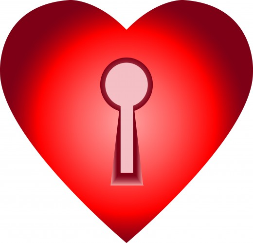 Use your key to unlock the love waiting for you