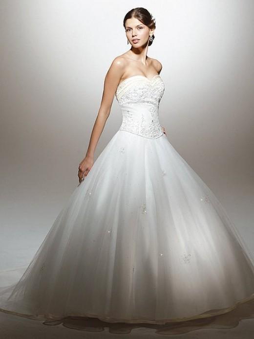 Стиль свадебного платья - 2056.