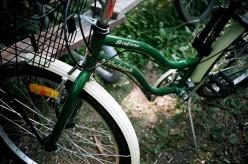 Nice Raleigh Safari Cruiser bike by sa_ku_ra on Flickr