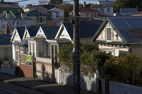 1900's Workers Cottages, Wellington Photo: james@nz