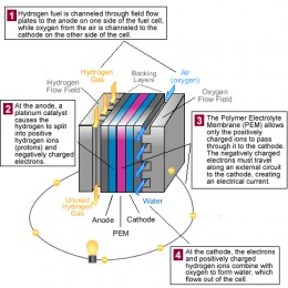 Fuel Cell with callouts