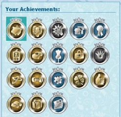 Achievement Medals in Sorority Life - Part 1