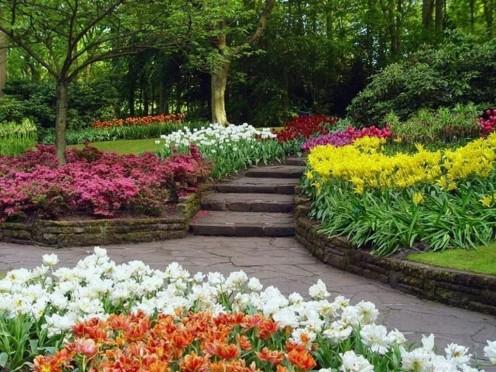 Beautiful european gardens - Paisajes de jardines ...