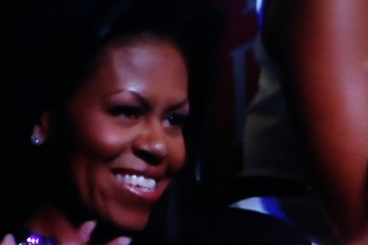 Michelle Obama, Democratic Convention 2008   (Taken from HD TV)