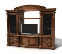 Some TV stands provide all the storage you'll ever need!