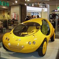 Colani Chinese Car