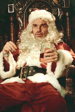 Bad Santa (drinking again..)