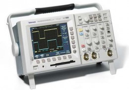 TDS3000B Series oscilloscope from Tektronix
