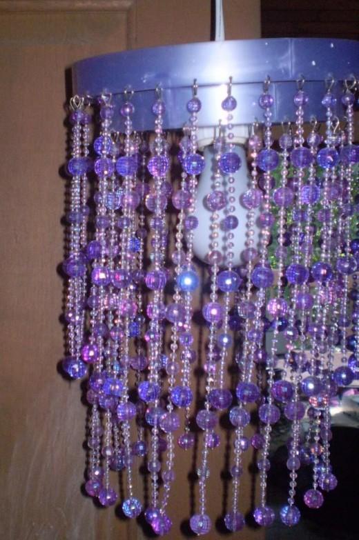 Beaded chandelier lamp shades thejots beaded chandelier lamp shades soul speak designs lighting ideas aloadofball Gallery