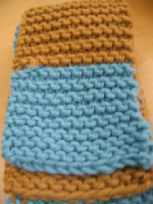 Basic Knitting Pattern : Basic Knitting Patterns