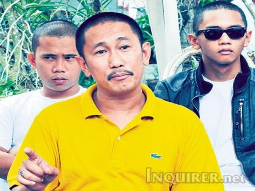 The Vice-Mayor whose wife was killed in the massacre (http://www.inquirer.net/)