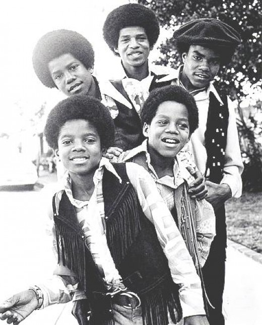 randy jackson the jacksons a family dynasty. quot;The Jack5onsquot; The Jacksons A