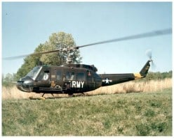 Adrenaline Rush on a Genuine Vietnam Combat Huey Helicopter