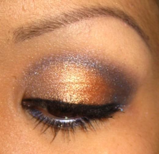 eyeshadow in Germany