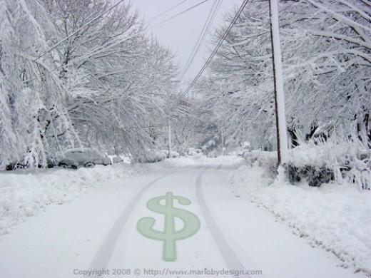 Marlo's Northeast Winter