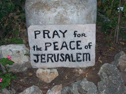 Garden Tomb: Jerusalem, Israel