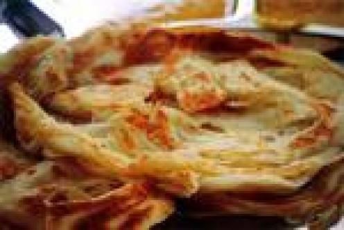 Roti Prata, available in Asian markets.