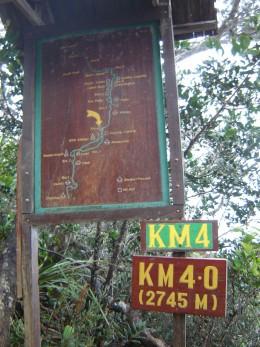 4.0 km Kota Kinabalu Park