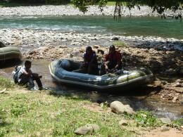 Water rafting - Kota Kinabalu