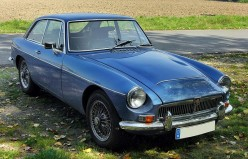 Classic MG Cars: The MGC Car