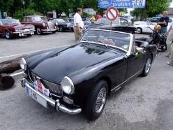 MG Midget, Austin Healey Sprite Cars