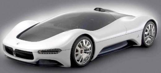 Pininfarina Birdcage Car
