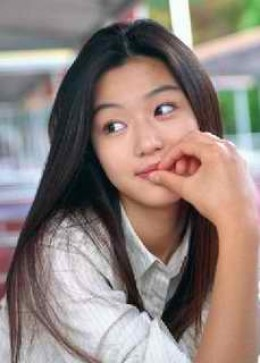 Jeon Ji-Hyeon as the Sassy Girl