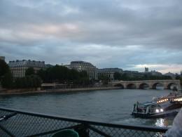 Bridge over the Seine