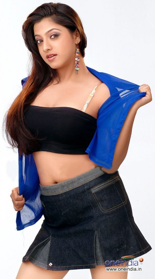 Some Women India Actress with Sexy Cloth