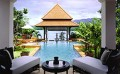 The Banyan Tree style villas...