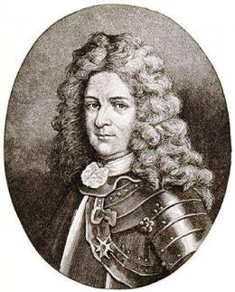 Public Domain image courtesy of WikiPedia.org ( http://en.wikipedia.org/wiki/File:Pierre_Le_Moyne_Iberville.jpg )