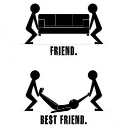 25 Funny Best Friend Quotes