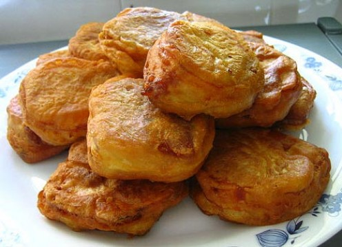 Fried Nian Gao