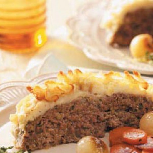 Top Rated Meatloaf Recipe