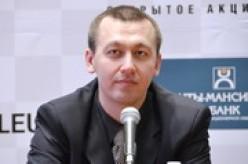 Wesley So's last 32 victim, Gata Kamsky. Photo from ugra-chess.ru
