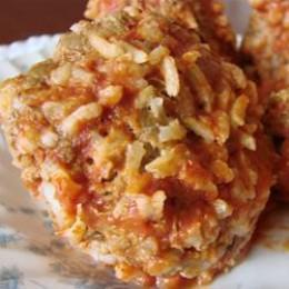 Recipe for porcupine balls