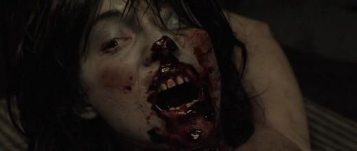 dead girl turns nasty