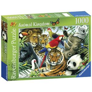 Ravensburger 1000 piece Jigsaw Puzzles (Animals)