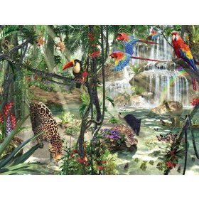 Ravensburger 1000 piece Jigsaw Puzzles (Tropical)