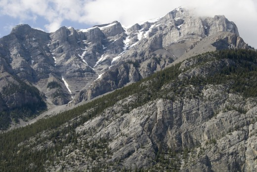Alberta Rockies.