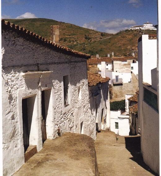 Calle Cabra en Valle de Matamoros