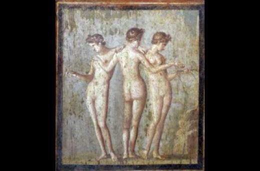 Mosaico de Pompeya. S. I