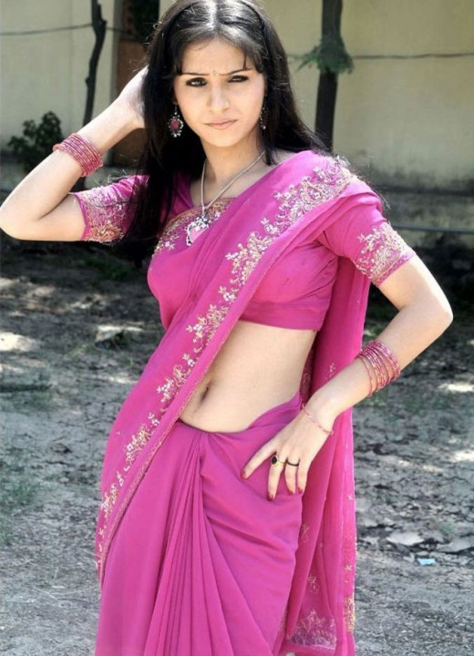 Indian bhabhi saree ideal answer