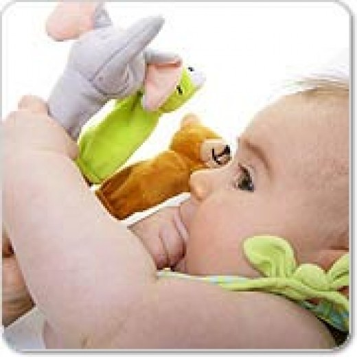 Babies Get Cranky When Over Stimulated