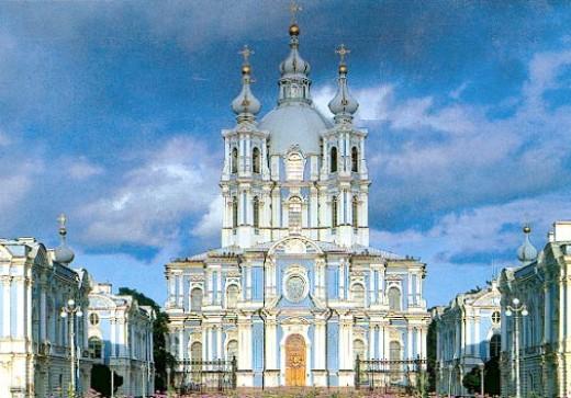 Baroque Architecture PalacesItalian Baroque Architecture