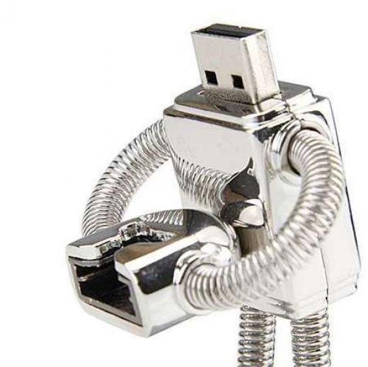Portability is the key here.  A USB Flash Drive is certainly a great way to carry your work wherever you go.