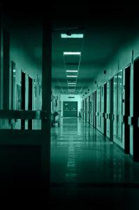 Such a long, empty hallway...